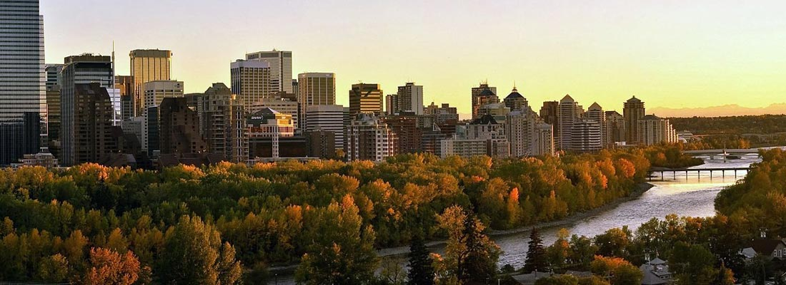 Hemisphere City of Calgary